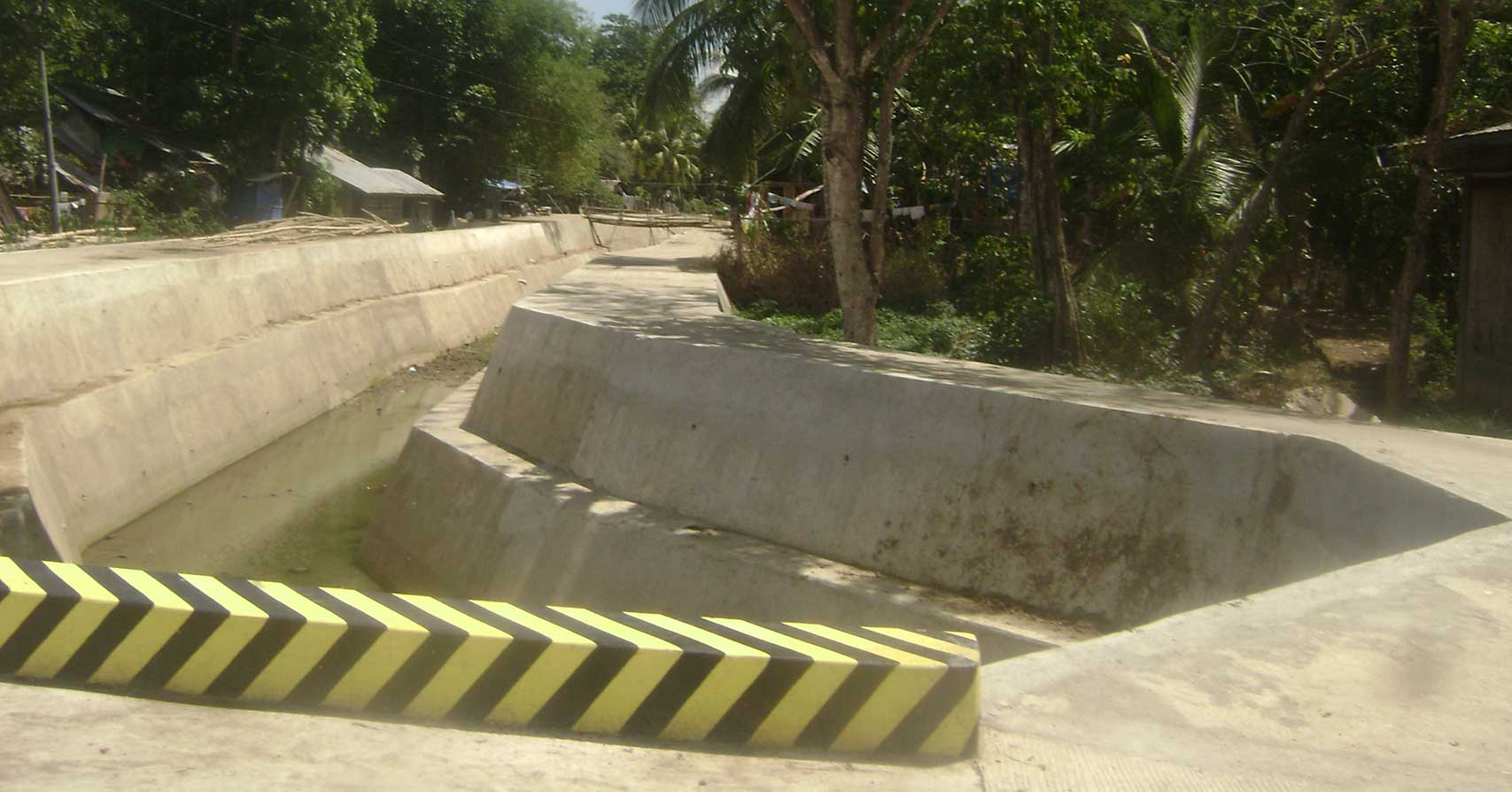 kabankalan city flood control project by dynamic builders and construction company of bacolod city