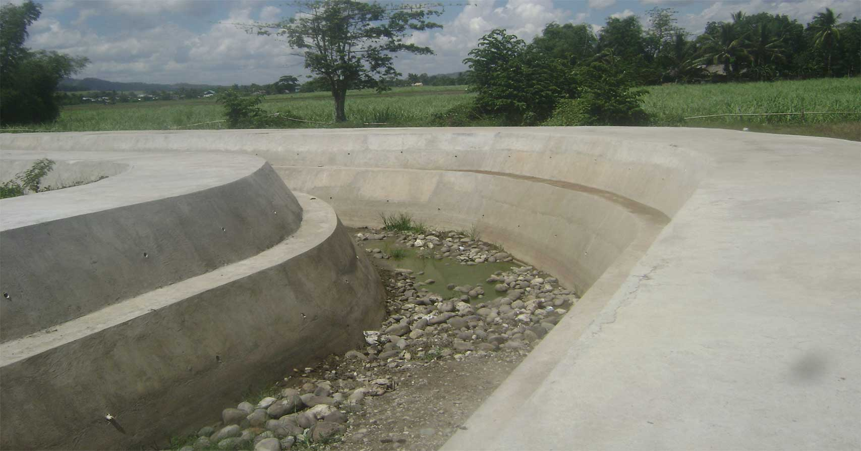 dbcci flood control project for kabankalan