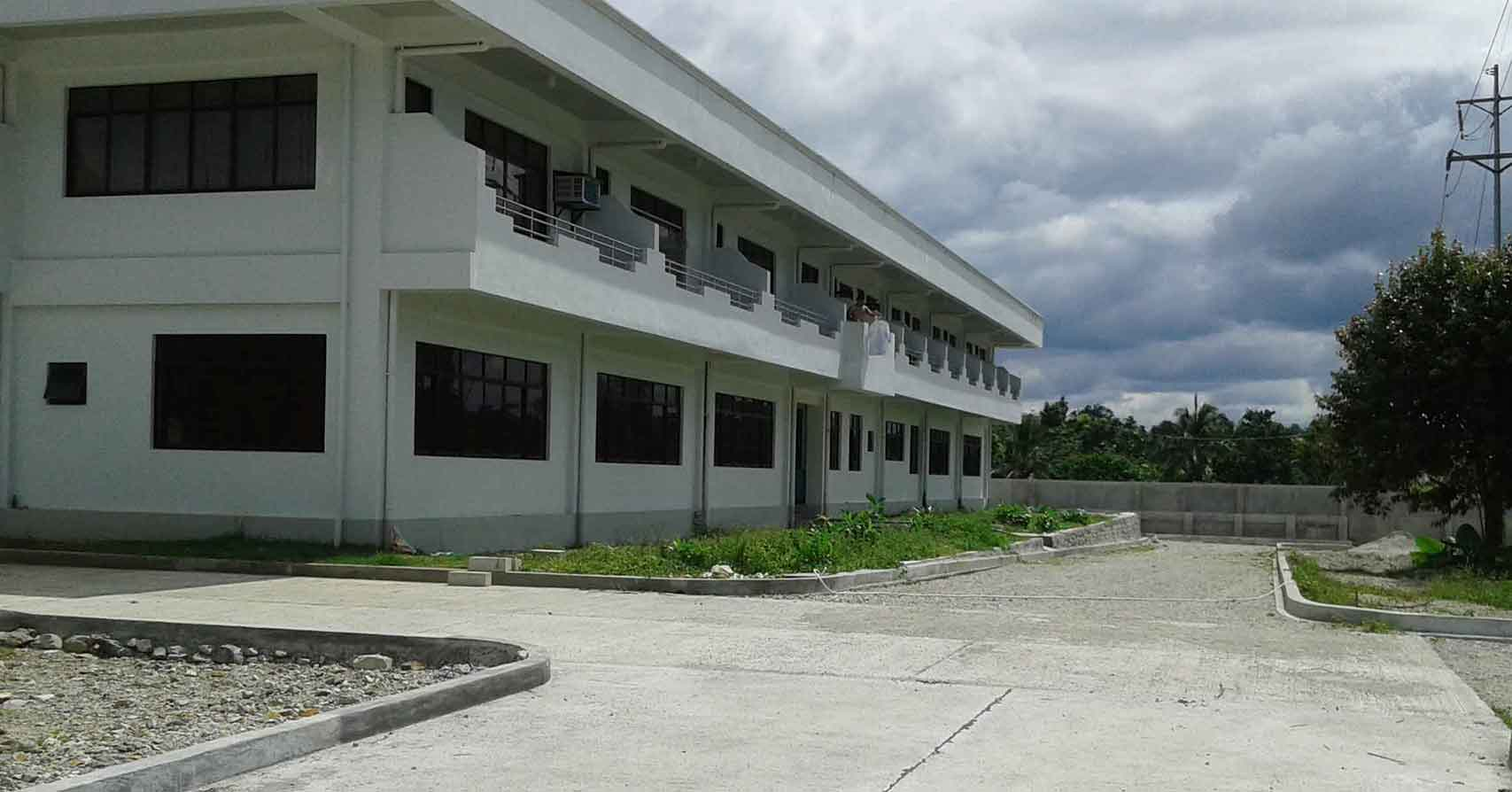 sipalay city hospital site development by dynamic builders and construction company bacolod city