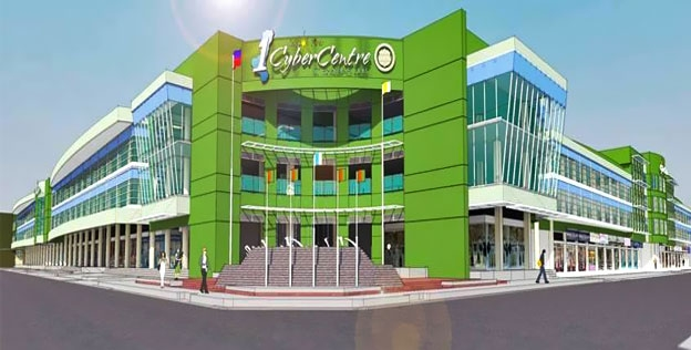 Negros First Cyber Center Nearing Completion